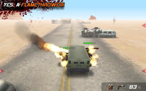 Zombie Highway screenshot 3