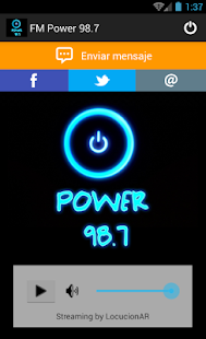FM Power 98.7- screenshot thumbnail