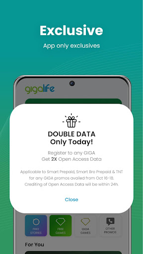 GigaLife 2.0.0 screenshots 8