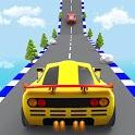 Extreme Car Stunts 3D: City GT Car Racing icon