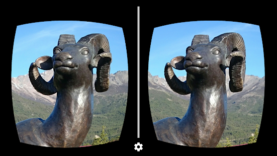 3D/VR Stereo Photo Viewer Screenshot