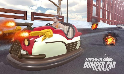 Driving Blast! Highway Speed Traffic Shooter - náhled