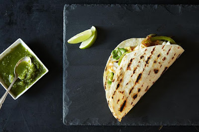 According to the expert, the tortilla is everything