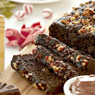 Nestle's Delicious Chocolate Quick Bread.
