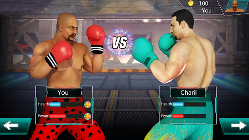 Ninja Punch Boxing Warrior: Kung Fu Karate Fighter 2.6 Screenshots 4