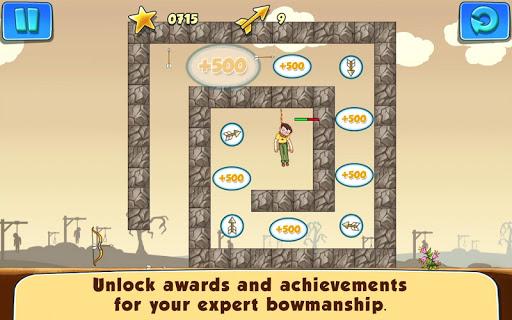 Gibbets 2: Bow Arcade Puzzle apkmr screenshots 3