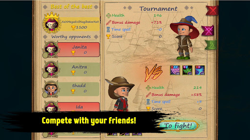 Heroes of Math and Magic  screenshots 3