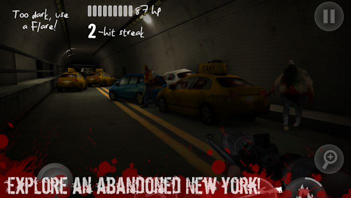 N.Y.Zombies 2 - screenshot