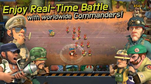 Code Triche World War Arena APK MOD screenshots 2