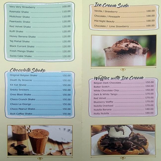 Harish Bakers & Confectioners Pvt Ltd. menu 3
