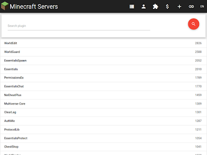 Servers for Minecraft- screenshot thumbnail