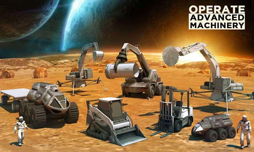 Space Station Construction City Planet Mars Colony painmod.com screenshots 4