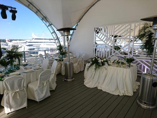 шатер для свадьбы в «Поместье-Галс»  2