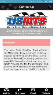 US Modified Touring Series- screenshot thumbnail
