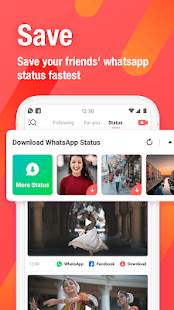 VMate Status – Video Status & Status Downloader For PC