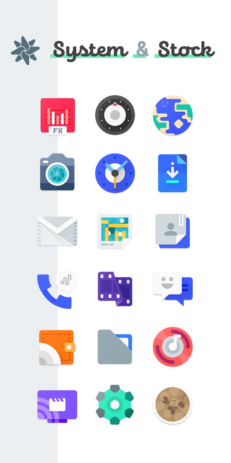 Cornie Icons Screenshot
