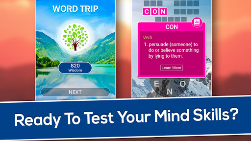 Word Trip 1.342.0 screenshots 1
