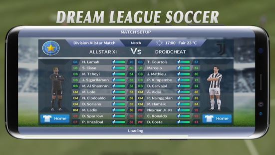 Tips Dream League Soccer 17 - náhled
