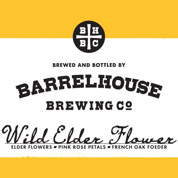 Logo of BarrelHouse Wild Elder Flower | No. 1405