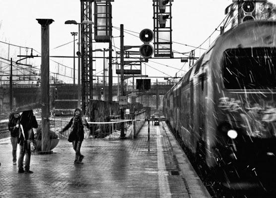 Sorpresa scendendo dal treno di miyomo