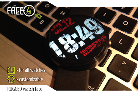 How to download RUGGED Face Watch patch 1.4.1 apk for laptop