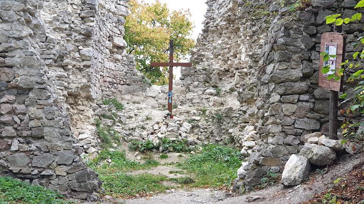 Zádor vár, kápolna