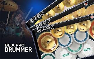 Drum Kit Simulator: Real Drum Kit Beat Maker