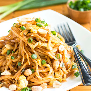 Quick Pad Thai.