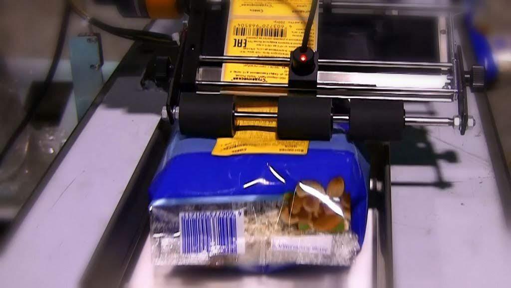 Нанесение этикеток на пакеты из гибкой упаковки.txt