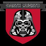 Button Darth Muerto