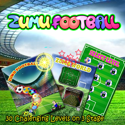Zumu Football 2017 - screenshot