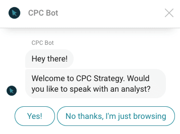 Chatbot questions