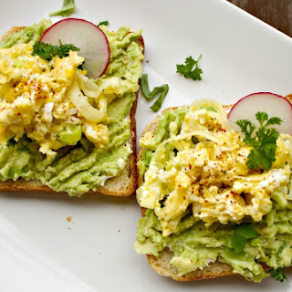 Avocado Toasted Sandwiches Recipes.