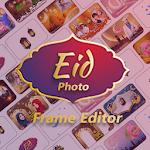 Eid Mubarak Photo Editor Frames icon