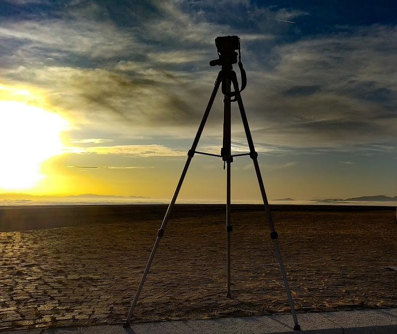 Obbiettivo al tramonto di Nikolagirardi