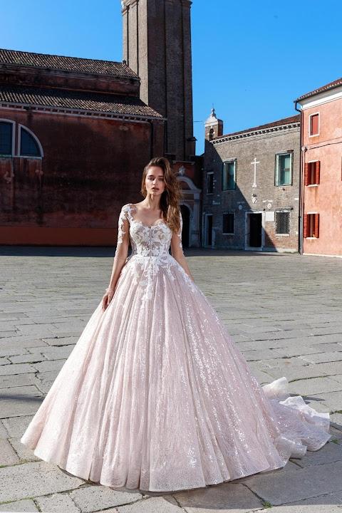 Платье BERTA-19035 от Ricca Sposa 1ef703d2443