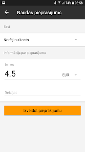 Swedbank Latvia- screenshot thumbnail