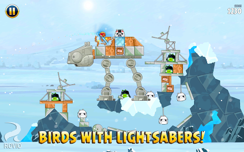 Angry Birds Star Wars  App Latest Version Download For Android and iPhone 7