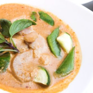 Vegetable Thai Red Curry.