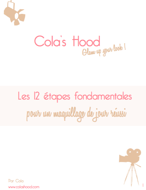 Ebook gratuit maquillage colashood