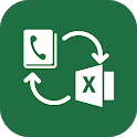 Contact To Excel icon