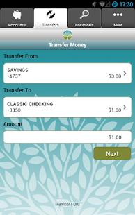 First Landmark Mobile Banking - screenshot thumbnail