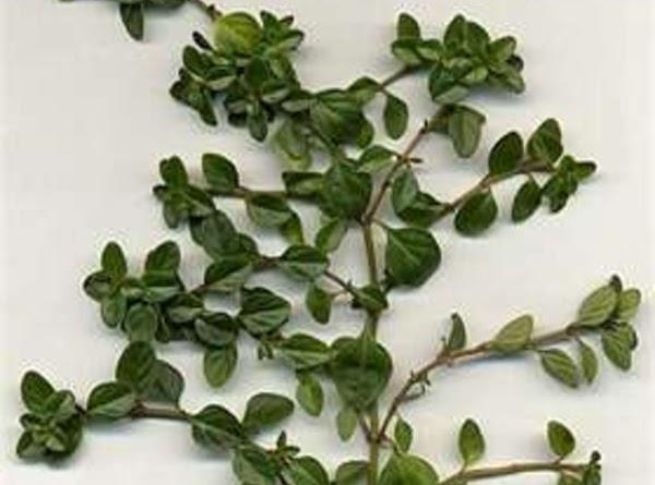 Thyme  For Tea Recipe