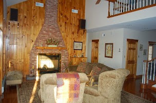 Photo: Great Room w Fireplace