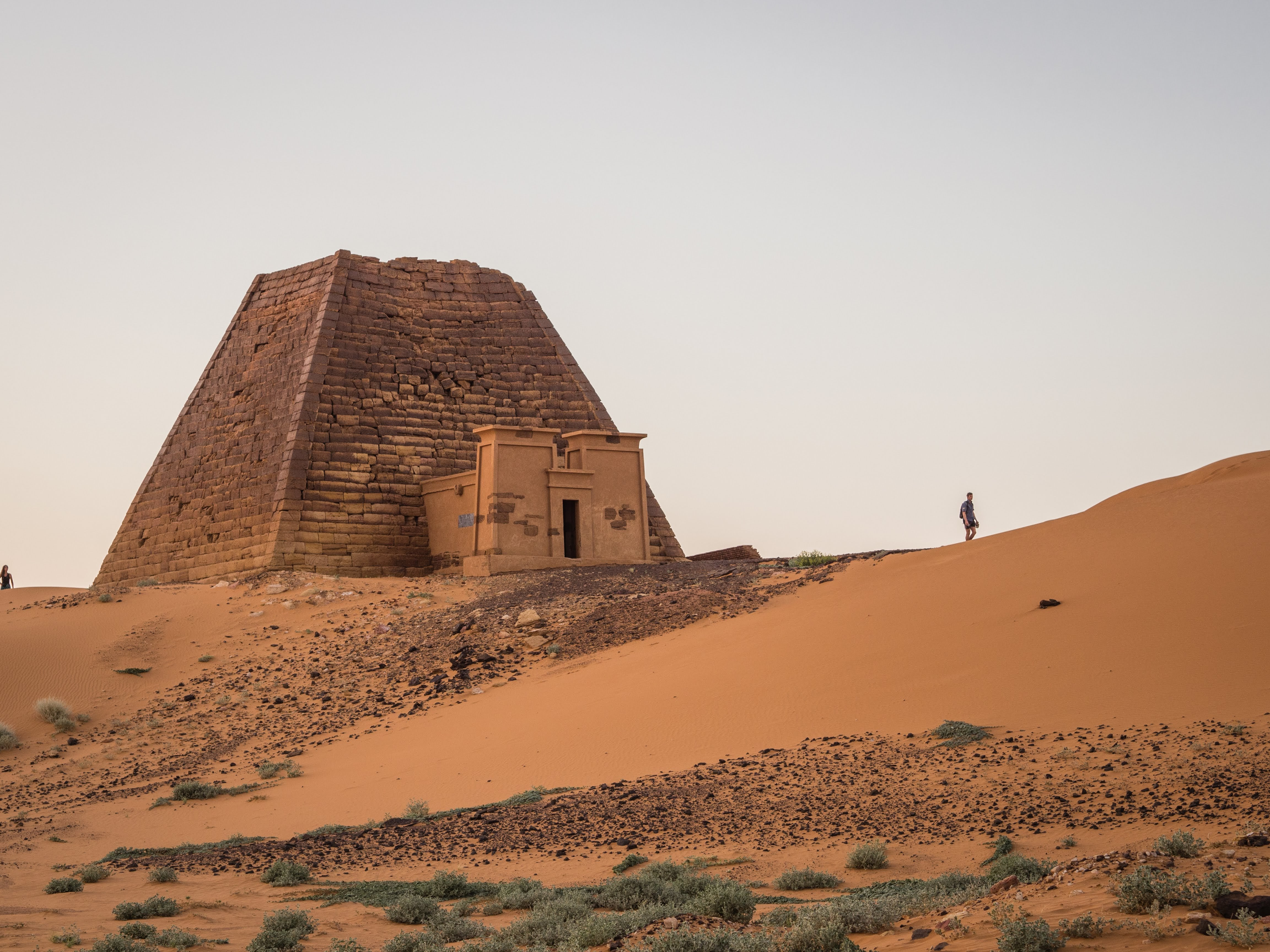 Meroe Pyramid