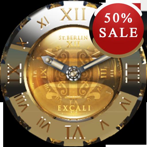 X Cali Analog Clock Widget