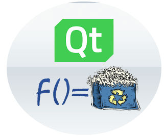 Shred Function Qt C+