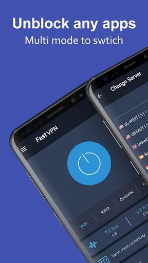 Fast VPN – Paid Super VPN & Hotspot VPN Shield  screenshots 5