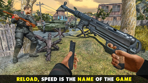 WW2 US Commando Strike Free Fire Survival Games 1.8 13