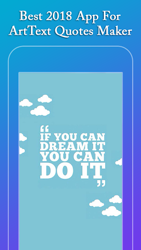 artext poster maker quotes poster maker app report on mobile